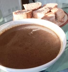 Miller's Marvellous Mushroom Soup