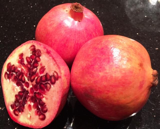 Costco pomegranates
