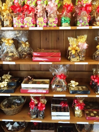 Cafe Chocoalt's chocolate gifts